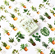 IC758 {6/13/20} Kawaii Pen Shop-khouse-plants-paper-stickers-adhesive-decorative-stickers-labels-seals-stationery-school-supplie.png