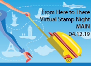 From Here to There - Virtual Stamp Night Weekend