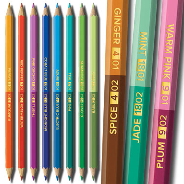 <center>Product Focus<br/>Chameleon Color Tones Pencils</center>