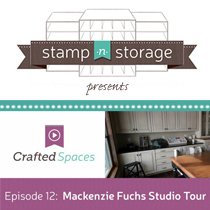 <center>Crafted Spaces<br>from Stamp-n-Storage</center>