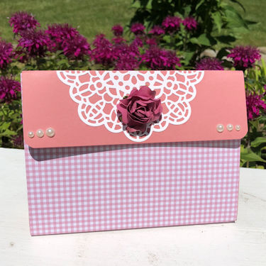 Designer Gift Clutch - Wednesday Tutorial