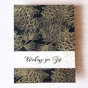 Stamped Layer Card - Wednesday Tutorial