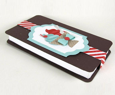 Ice Cream Sandwich Box - Wednesday Tutorial