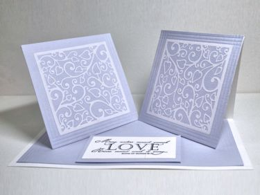 Wednesday Tutorial - Double Twisted Easel Card
